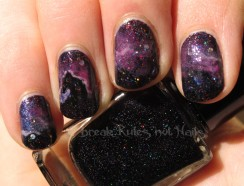 Horsehead Nebula nails