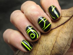 Tron nails