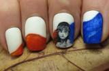 Les Miserables nails