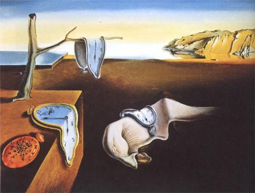 Salvador-Dali-The-Persistence-of-Memory-1931
