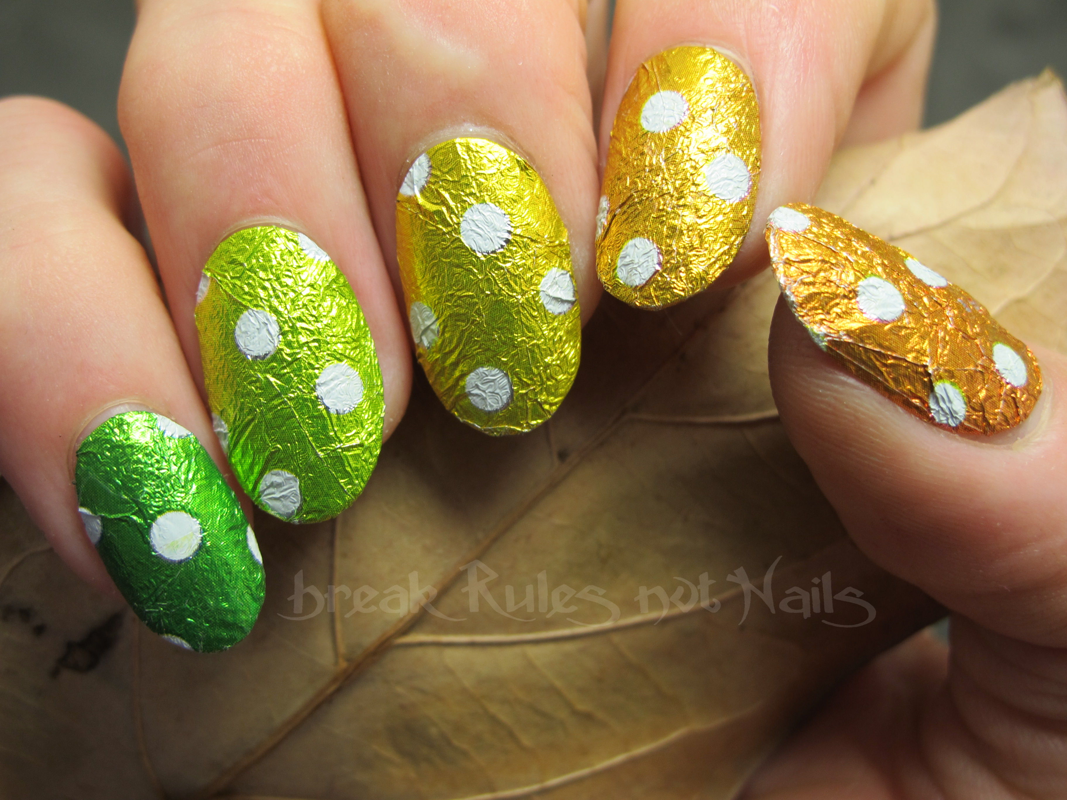 Easter Egg Nails Break Rules Not Circuit Will Makes Things 4