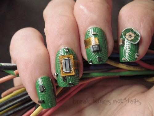 Circuit board phone 2