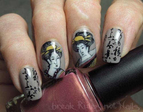 Geish girls