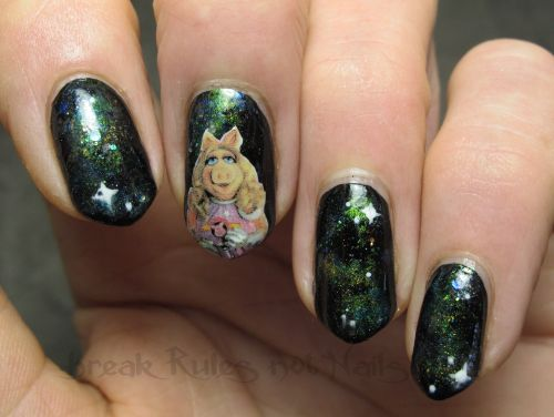 Galaxy piggy