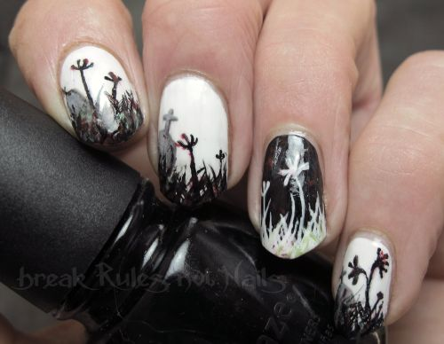 Zombie flowers
