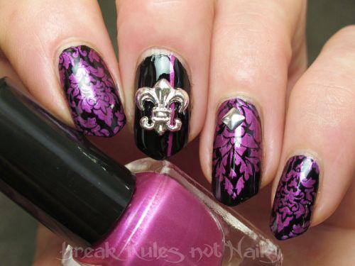 Pink ornate 2