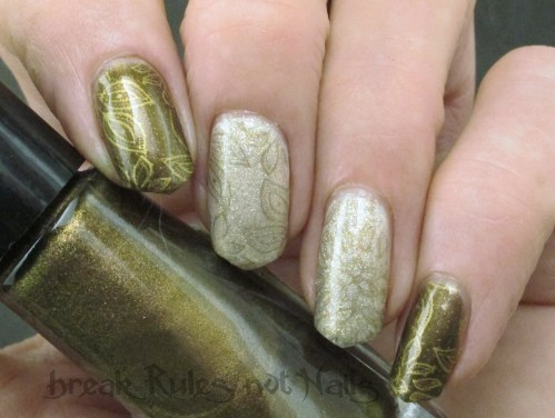 Lace stamping  - Copy